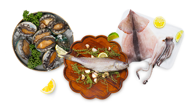 [24타임딜]귀하디 귀한 바다 여름보양식 특집전[전복,민어,오징어]