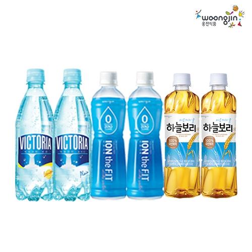 ★시크릿특가★ 웅진 탄산수/하늘보리 20입 골라담기 무료배송