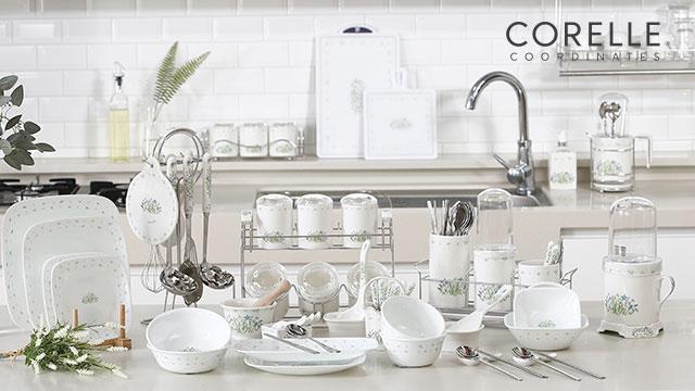 [코렐 코디네이츠]신규입점 BEST 수저세트 외 도자기 주방용품 특가