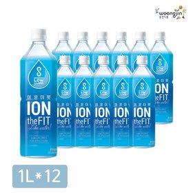 [저칼로리] 이온음료 이온더핏 1L 12입