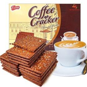 1박스_ 프롬 대용량 커피크래커 커피과자 간식