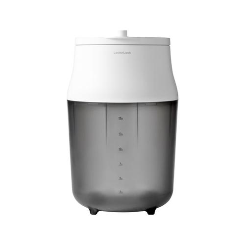 [특가][홈쇼핑HIT] 락앤락 본사 진공쌀통 20kg_화이트 (EJR781WHT)