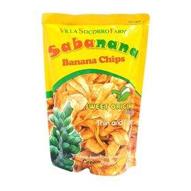 필리핀 직수입 / 사바나나 바나나칩 1봉