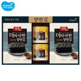 동원 선물세트 양반김특선6호