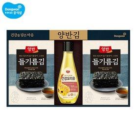 동원 선물세트 양반김혼합3-S호