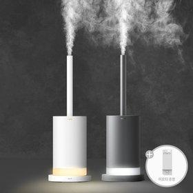 S 완벽세척 UV살균 무드등 초음파 가습기+핸드폰 연동칩 증정 NR10A+IoT(AI)