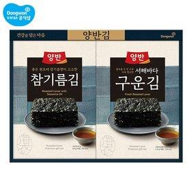 동원 선물세트 양반김혼합8호