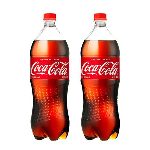 코카콜라 1.5L 페트 6입