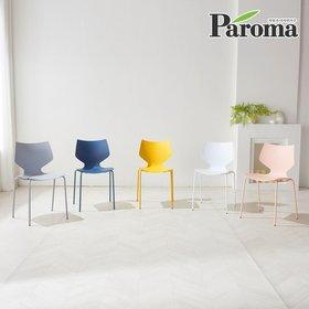 크림 식탁의자 카페 인테리어 의자 1EA