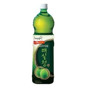 초록매실 매실청 (1.5LX2페트) 매실원액