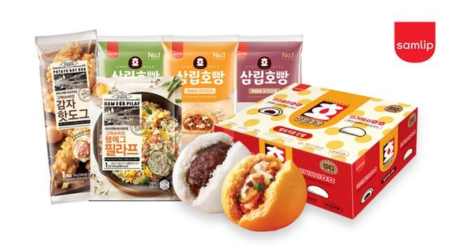 호빵/허쉬도넛/핫도그외 SPC삼립 인기 간식 특집전