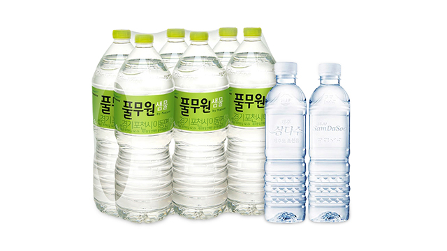 [24타임딜] 삼다수/풀무원/커클랜드외 인기 생수/음료전