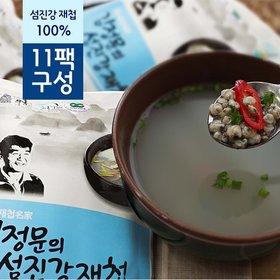 김정문의 섬진강재첩 300g * 11봉