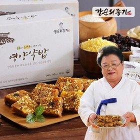 식품명인 강순의 영양 약밥! 54봉