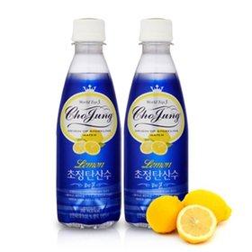 초정탄산수350ml(레몬)*20pet