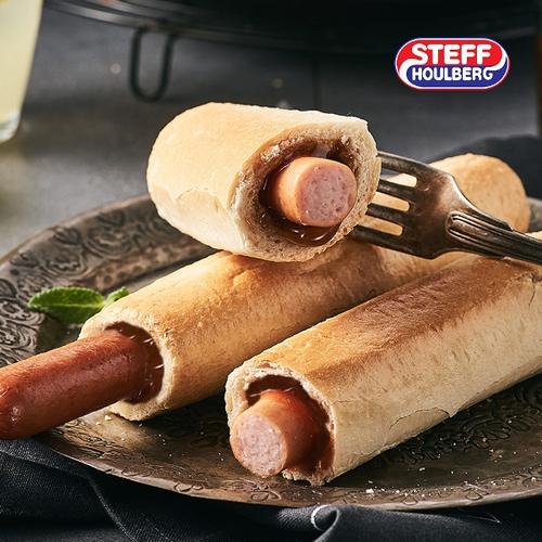 스테프핫도그 바게트 불고기맛 150g 3팩