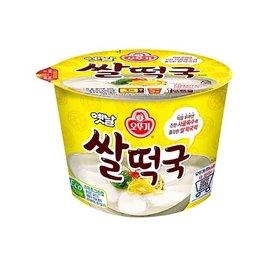 [오뚜기] 옛날 쌀떡국 172.2g x 12개