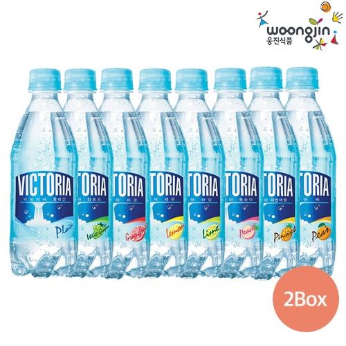 [6종] 빅토리아 탄산수 탄산음료 500ml 20입 2박스