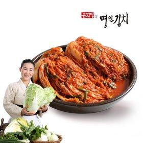 [식품명인 유정임] 포기김치 7kg