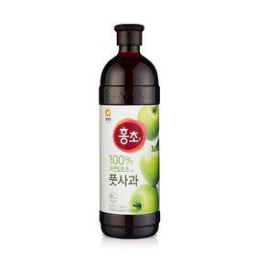 [청정원] 홍초 풋사과 1.5L