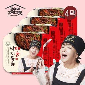 김수미 매운낙지볶음300g*4팩