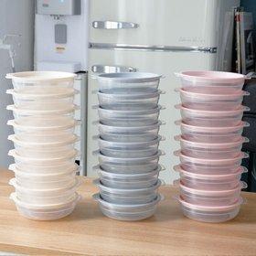심플쿡냉동밥전자렌지용기(400ml) 16개