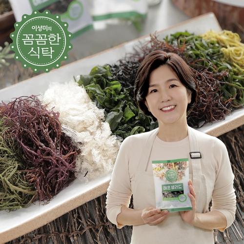 이성미의 꼼꼼한 해초 샐러드 30봉