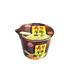 오뚜기 유부우동 용기 12개/컵라면