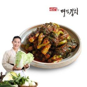[식품명인 유정임] 돌산갓김치 3kg