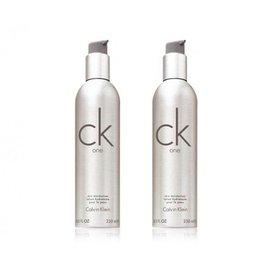 CK ONE 스킨 모이스처 라이저 250ml + 250ml